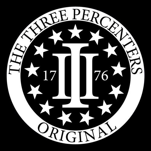 Three Percent Logos