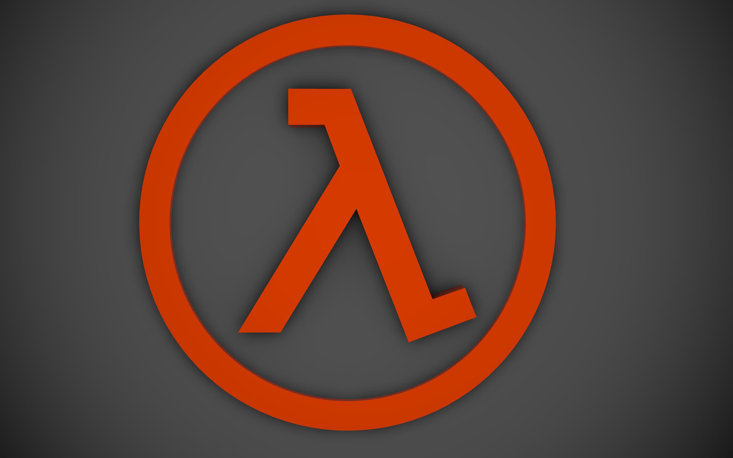 Half Life Logos