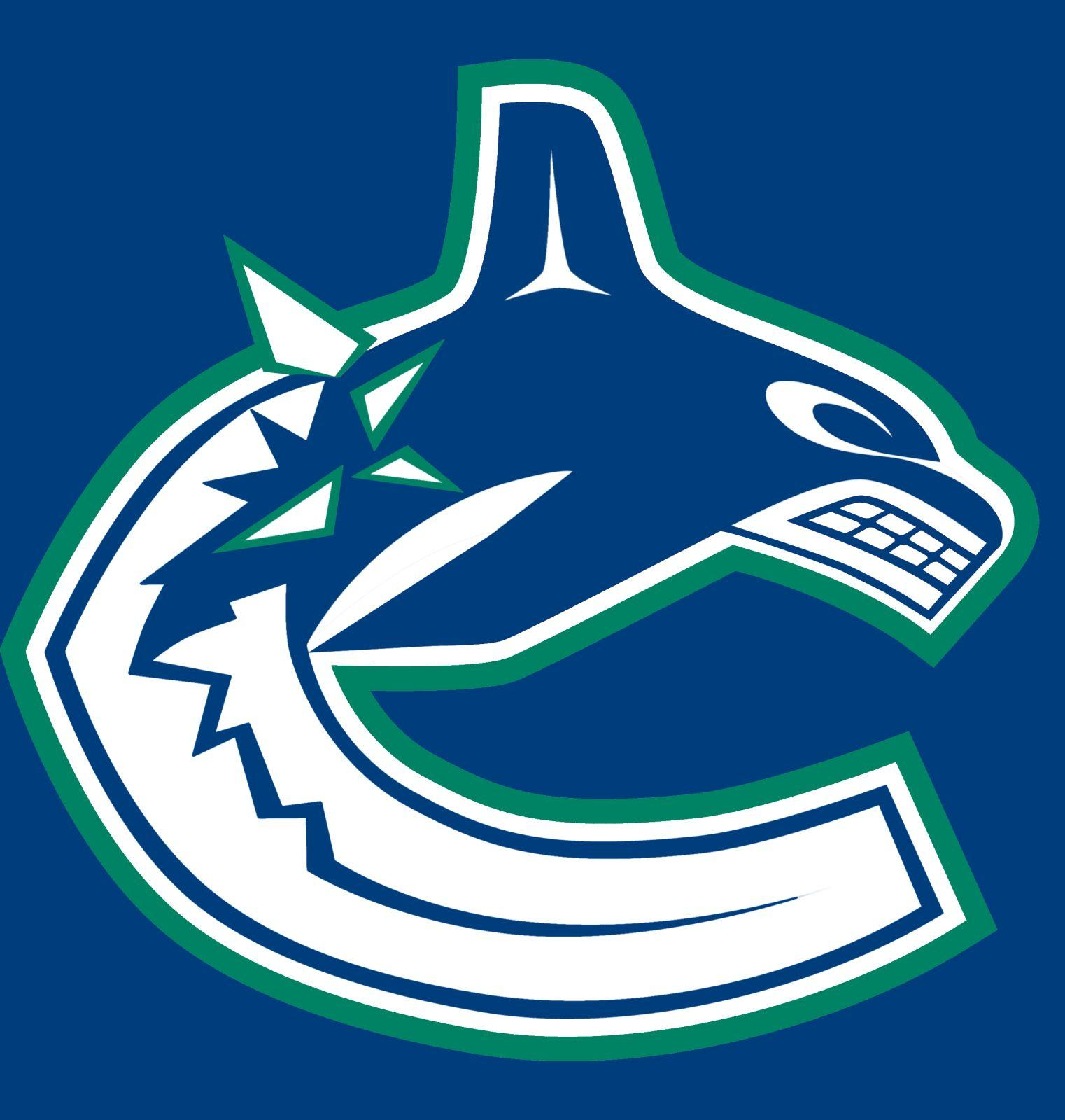 Image result for canucks logo
