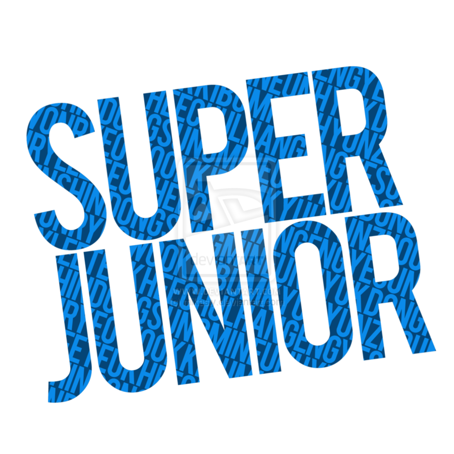 super junior logos