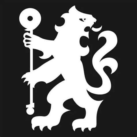 Chelsea lion Logos