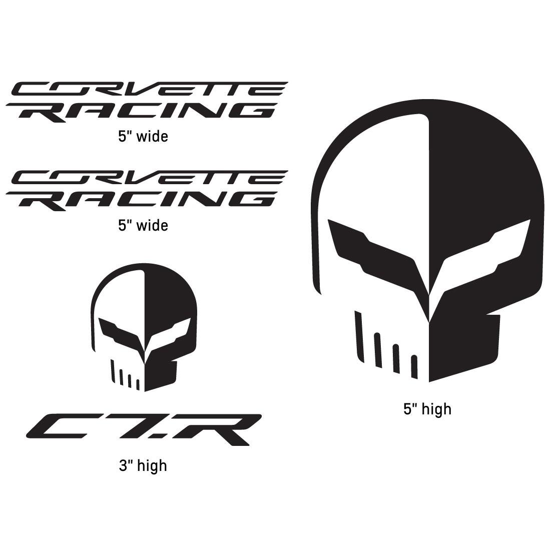 Corvette Jake Logos