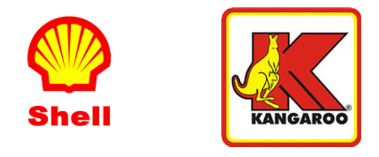 kangaroo gas station logos