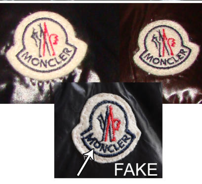 logo moncler originale