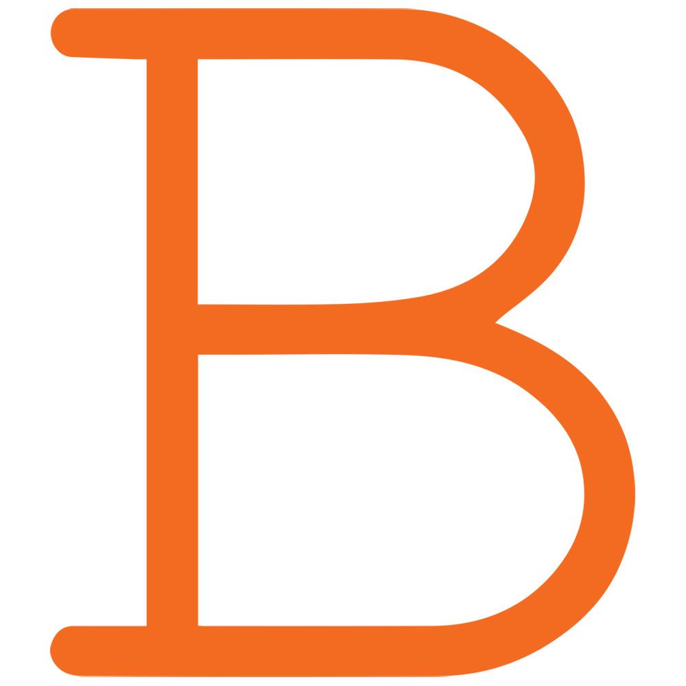 Orange b Logos