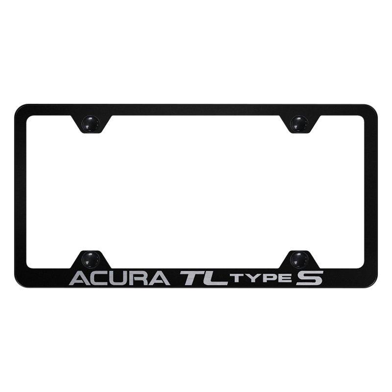 Acura Tl Type S Logos