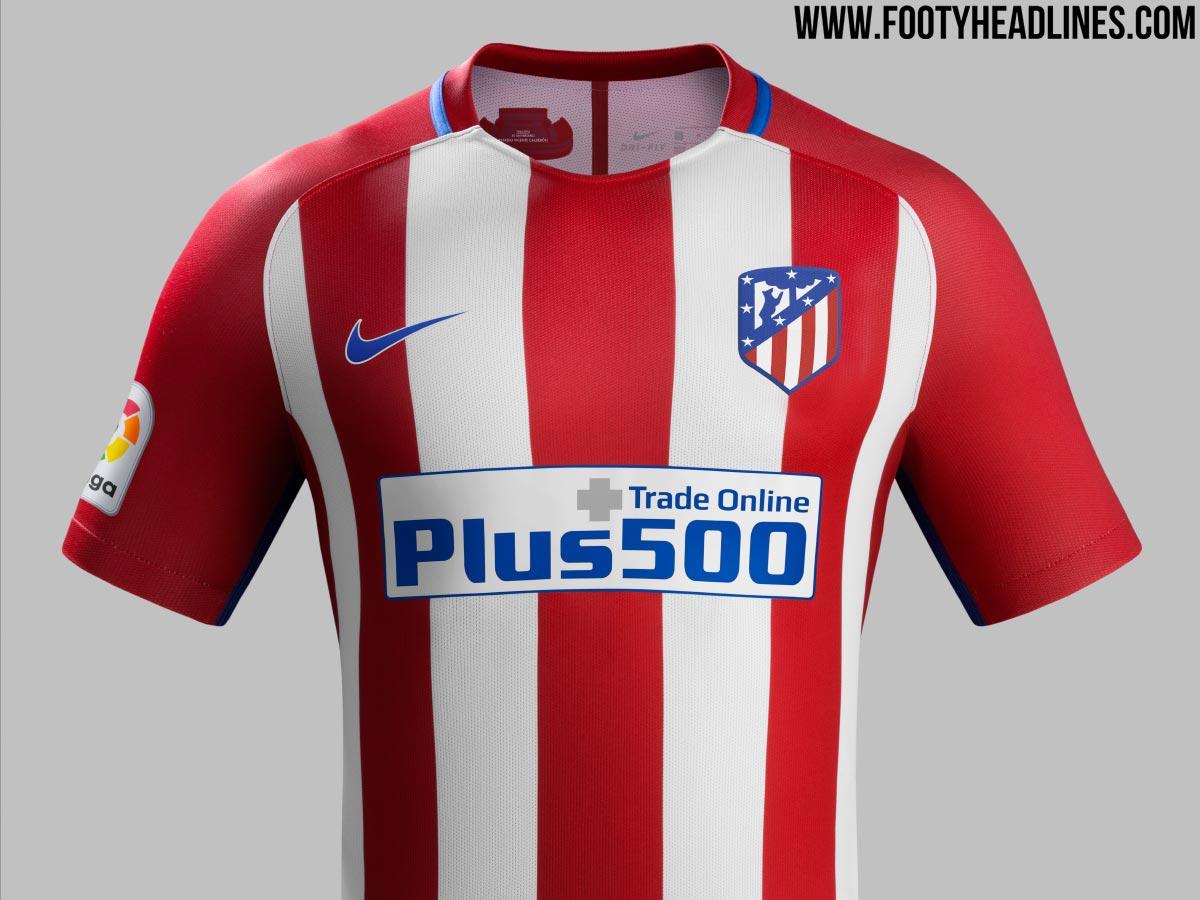 Atletico Madrid New Logos