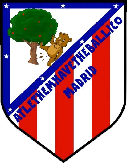 Atletico Madrid Old Logos