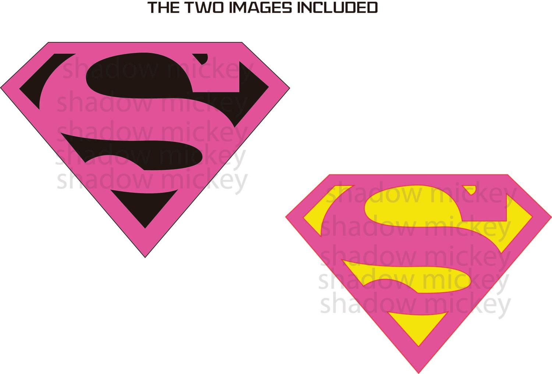 Supergirl Logos