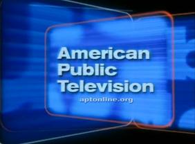 American public television Logos