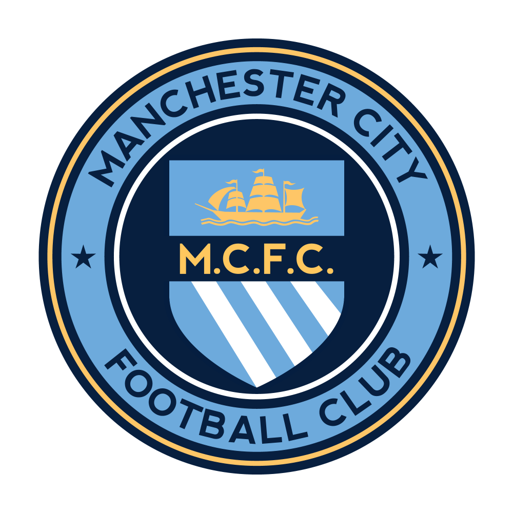 Manchester City New Logos