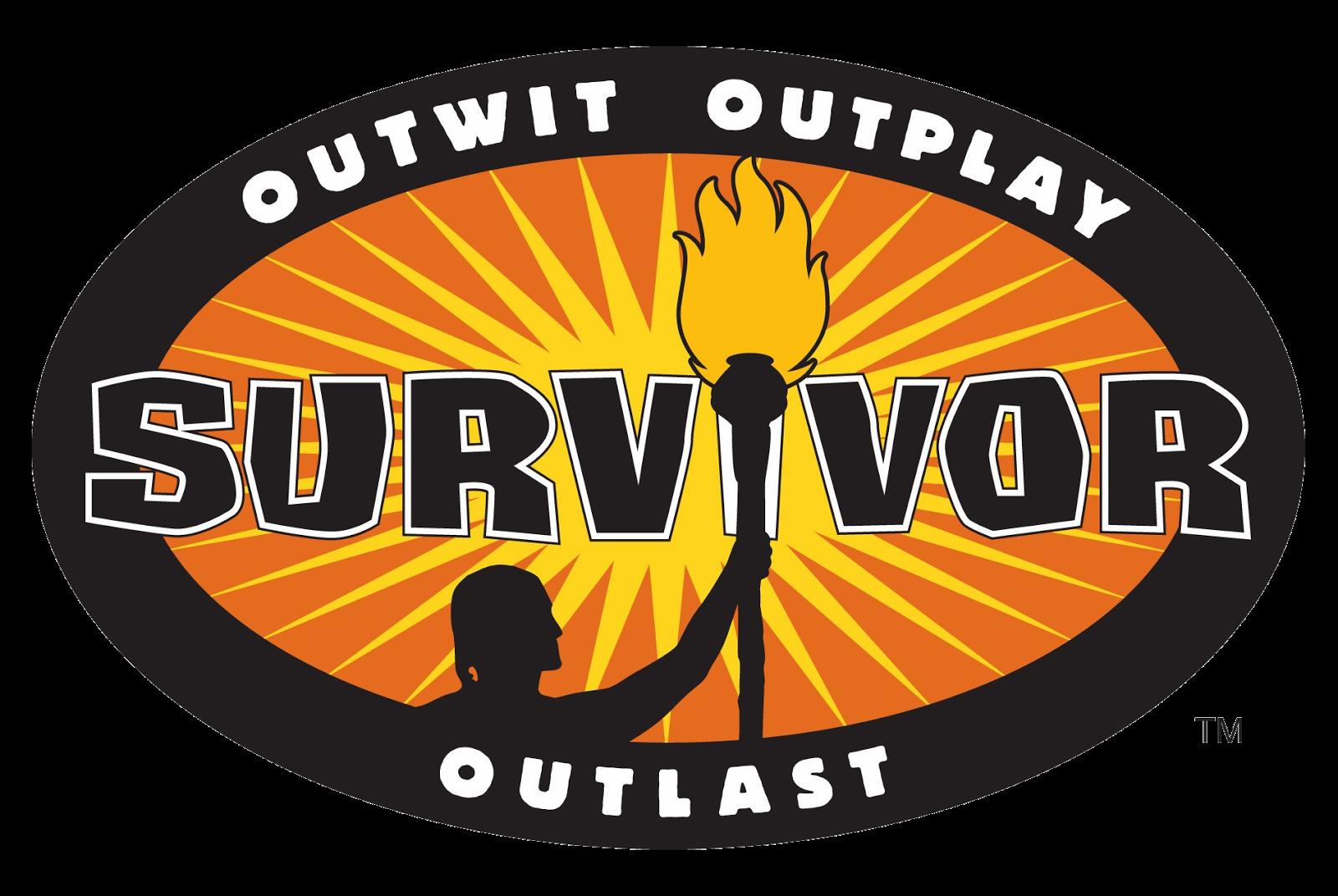 Survivor tv show logos maxwellsz
