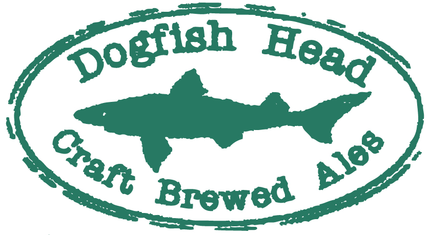 dog fish head logo
