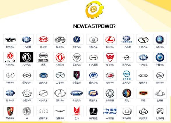 Taiwan Automotive Company Logos
