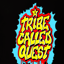 Tribe Called Quest Logo Font Clipart Vector Design