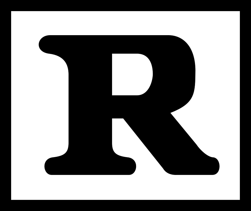 Rated R Logos