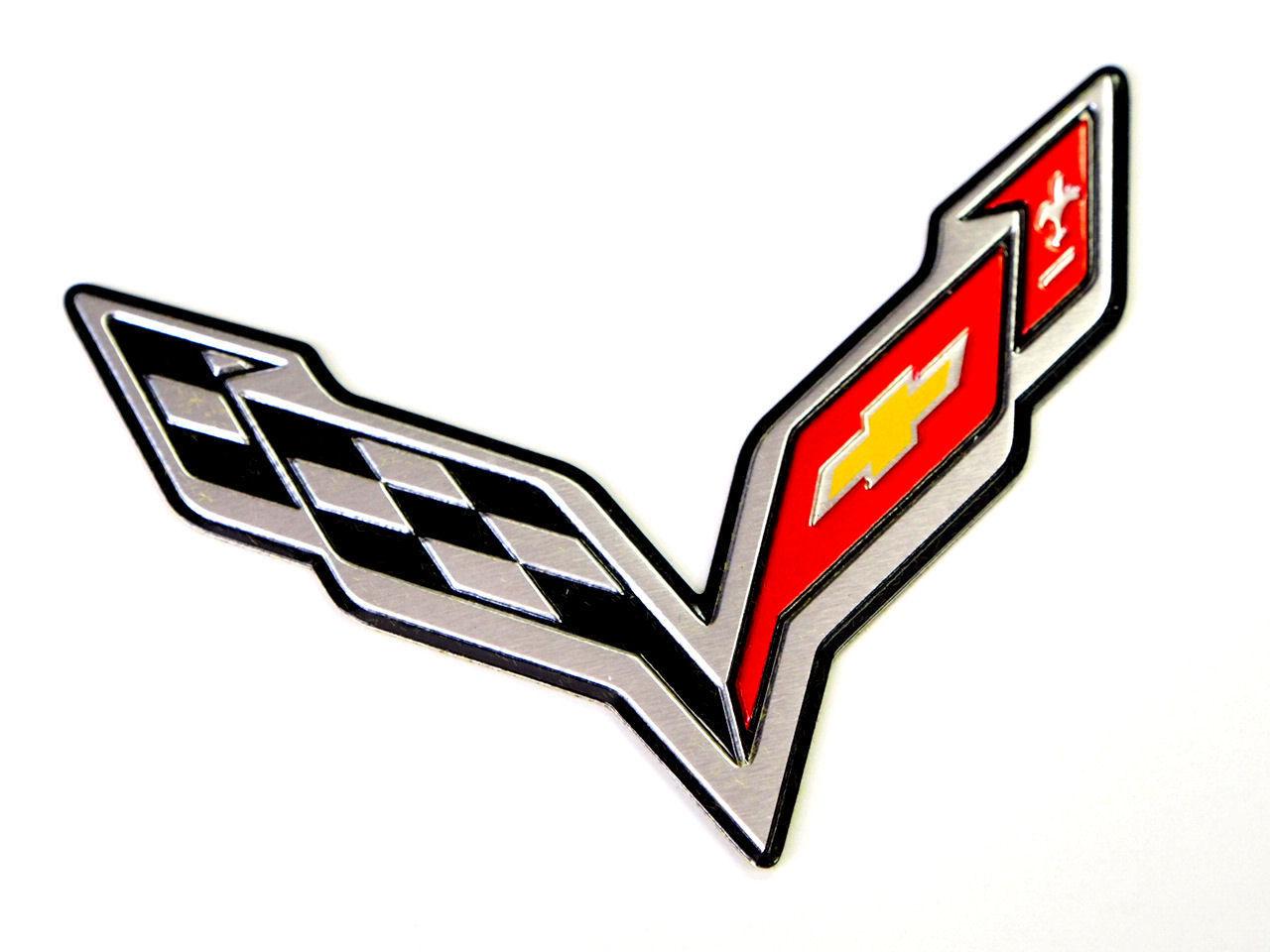 corvette stingray logos