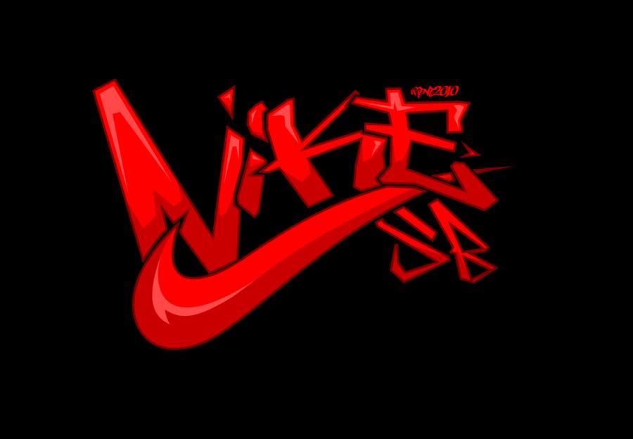 Nike graffiti Logos 19758f555cb9