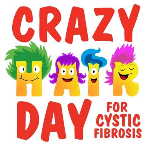 Crazy Hair Day Logos