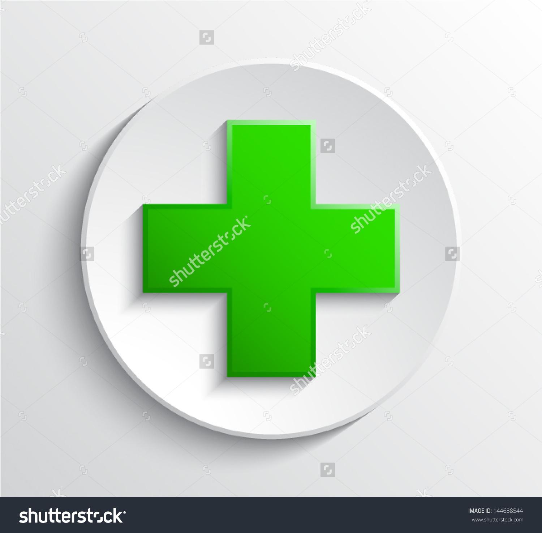 Green Cross Safety Logos