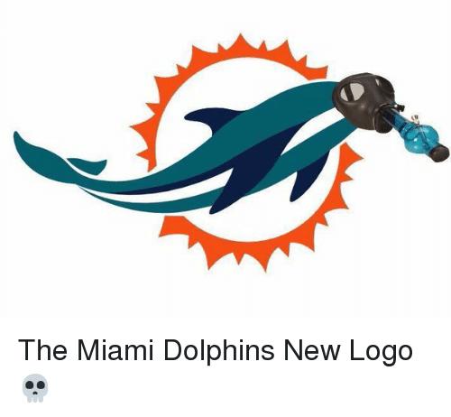 Miami dolphins new Logos f41f6740a69