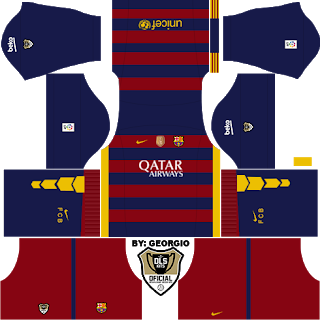 Dream League Soccer Barcelona Logos