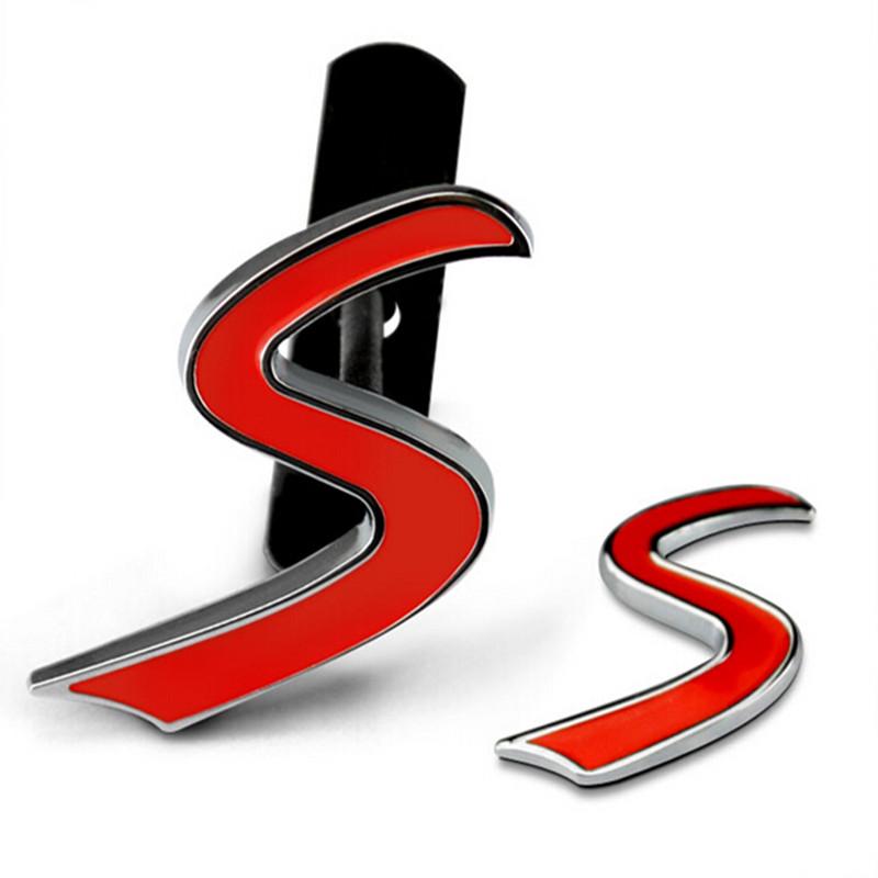 Red S Car Logos