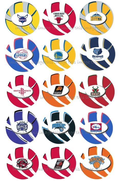 Printable Nba Logos