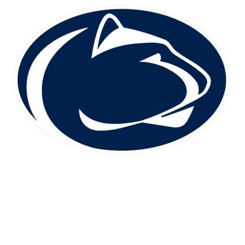penn state nittany lions logos rh logolynx com  penn state logo pumpkin stencil