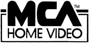 Mca Universal Home Video Logos