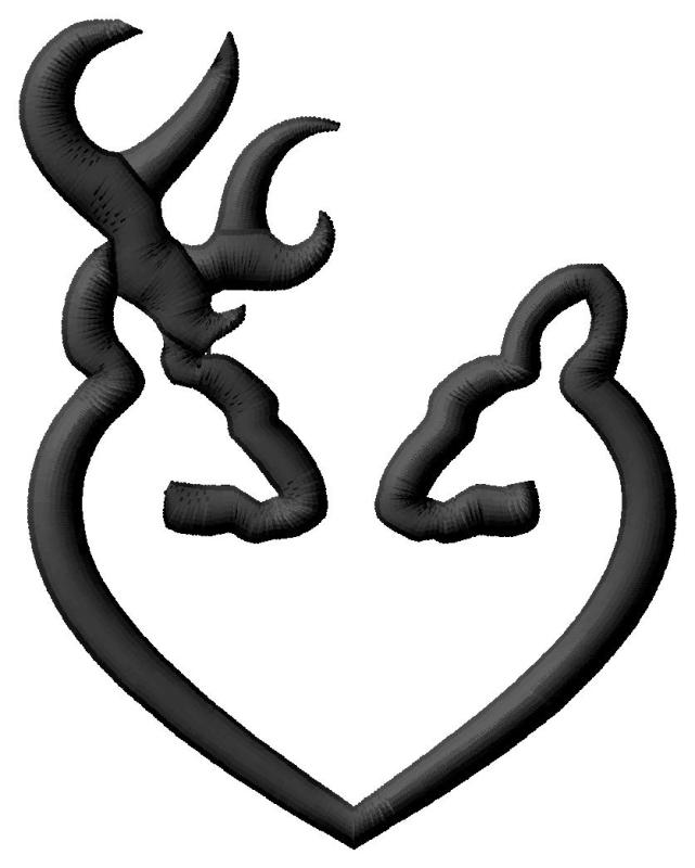 Browning Deer Logos