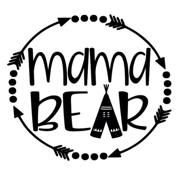 Items Similar To Mama Bear Decalmama Vinylmama