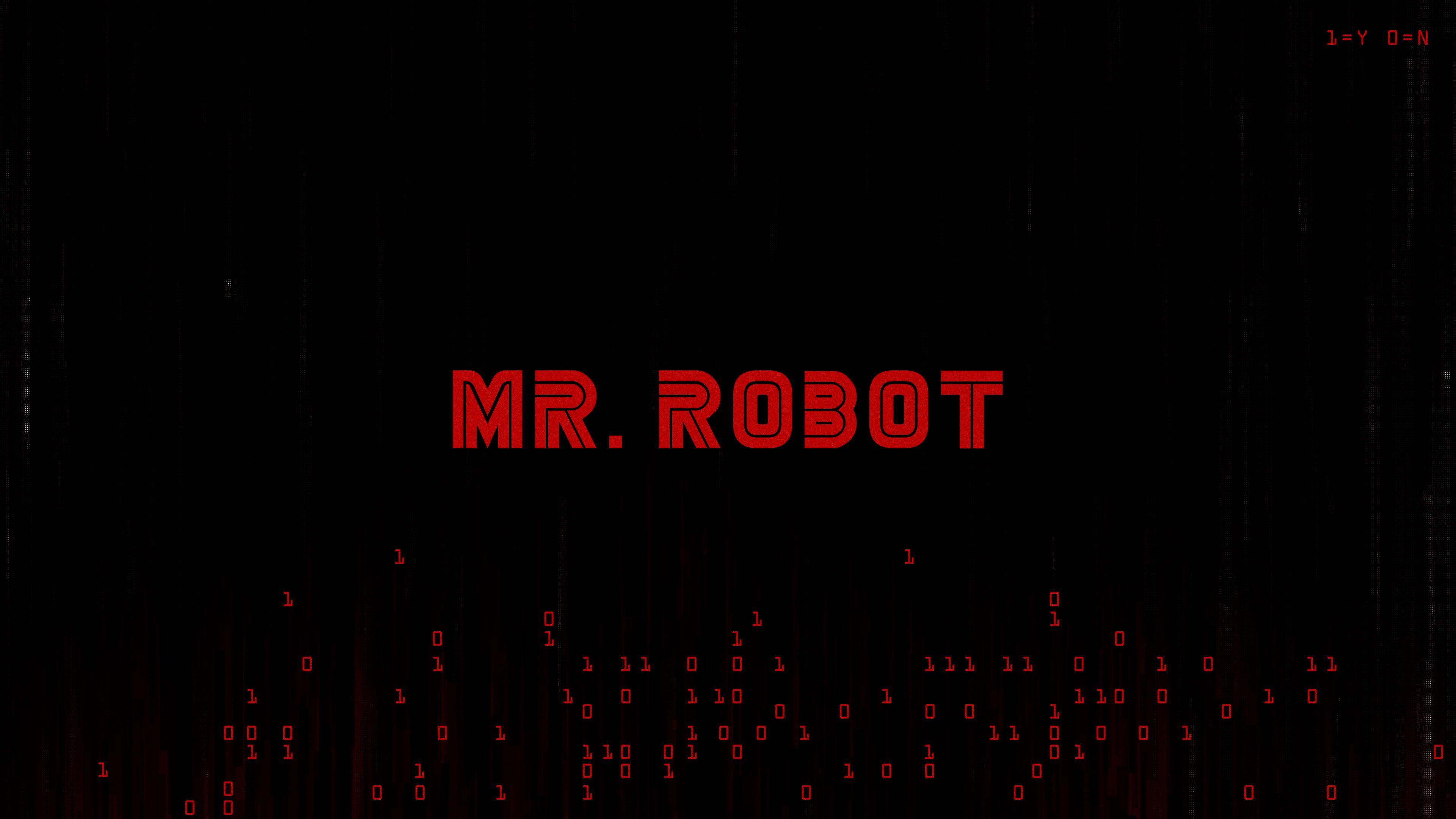 Mr Robot Logos