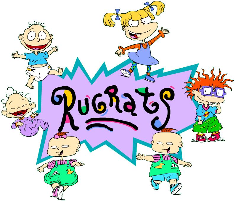 Rugrats Logos