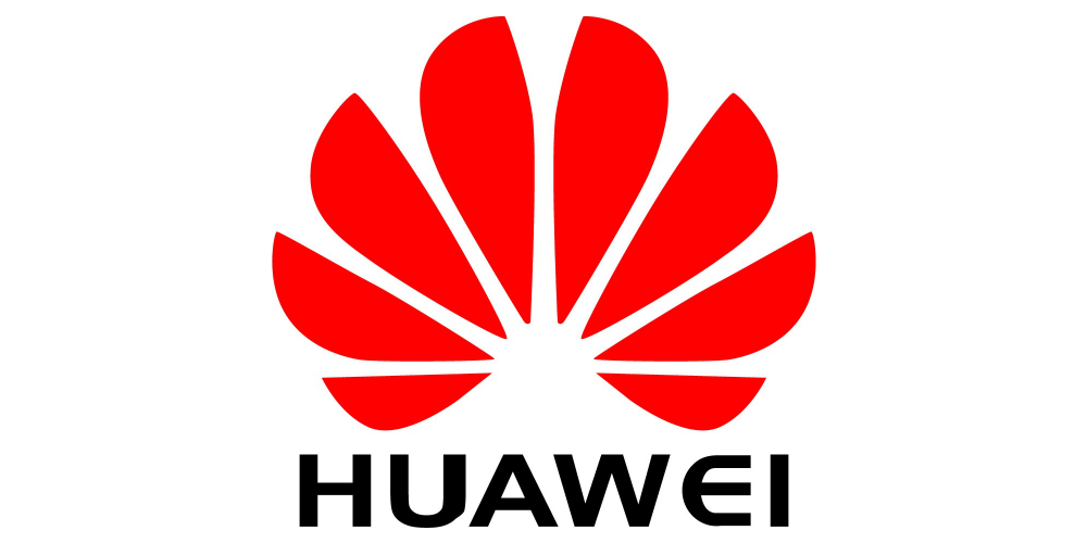 Huawei logo vector.