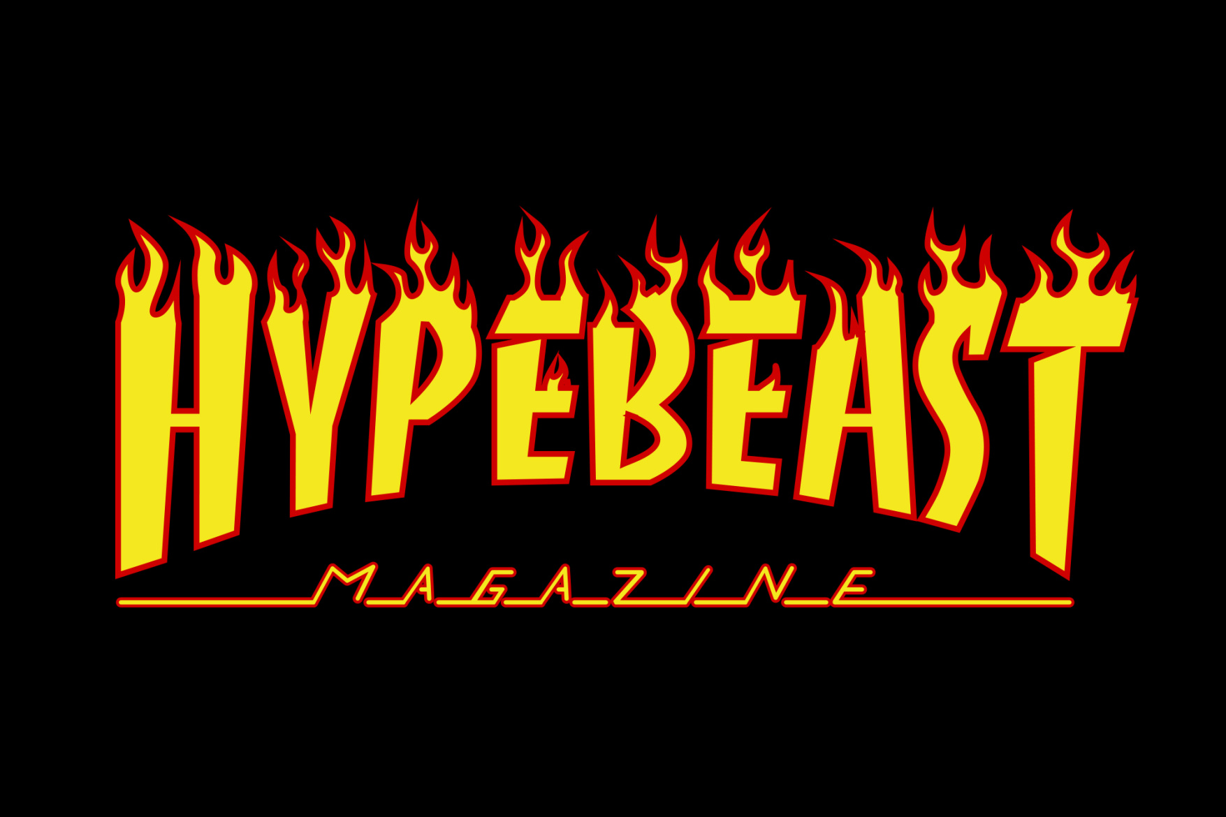Hypebeast logos