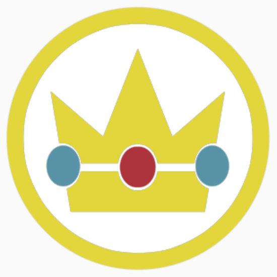 Princess Peach Logos