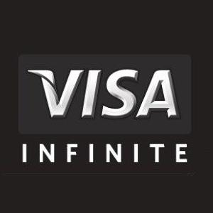 Visa infinite Logos