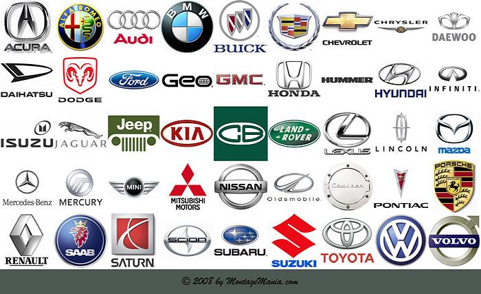 Cars Com Logos