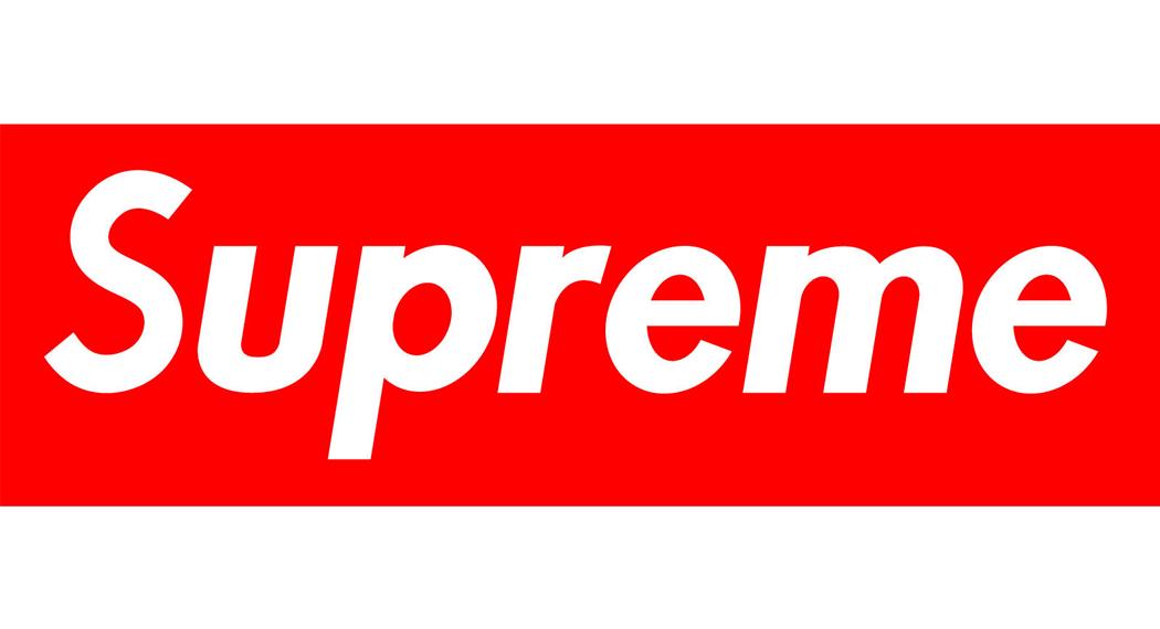 Supreme Box Logos