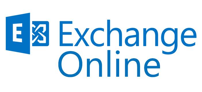 Microsoft Exchange Online Logos