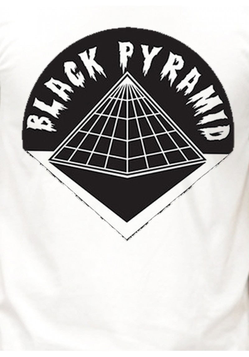 Chris brown black pyramid Logos