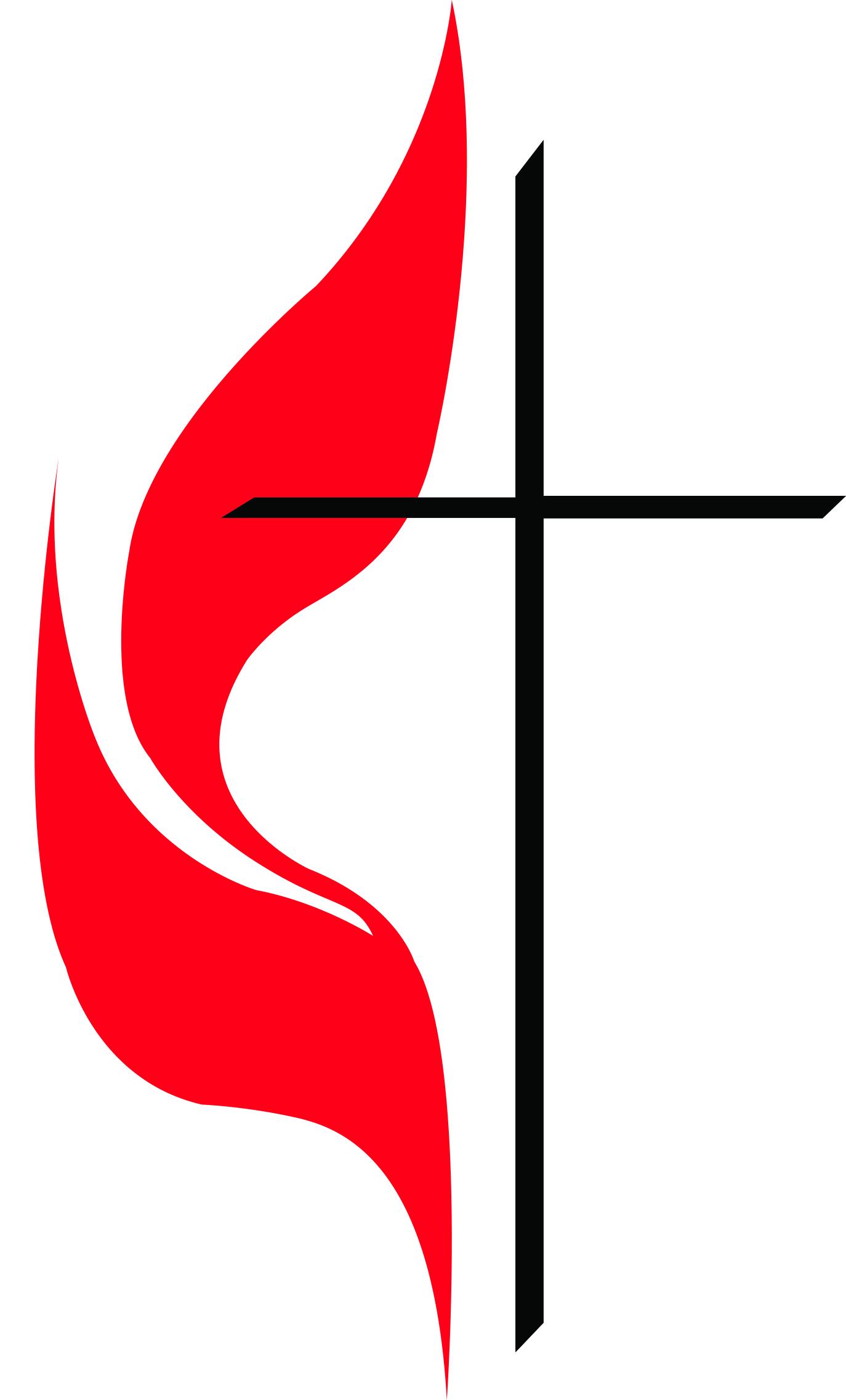 united methodist logos rh logolynx com methodist cross and flame clipart