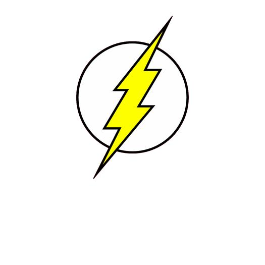 flash superhero logos