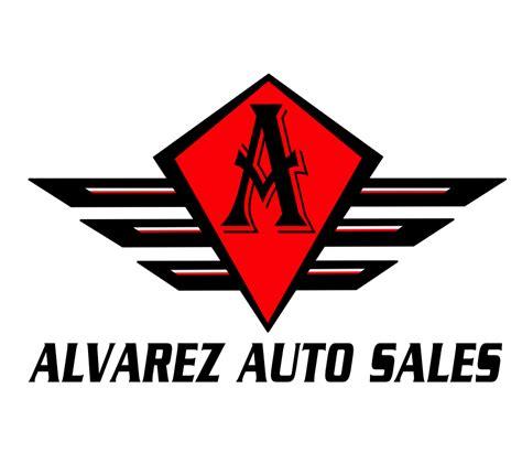 Alvarez Auto Sales >> Alvarez Logos