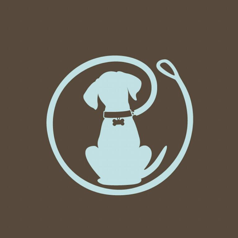 Dog walking Logos