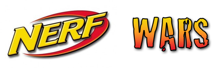 graphic regarding Nerf Logo Printable identified as Nerf Emblems