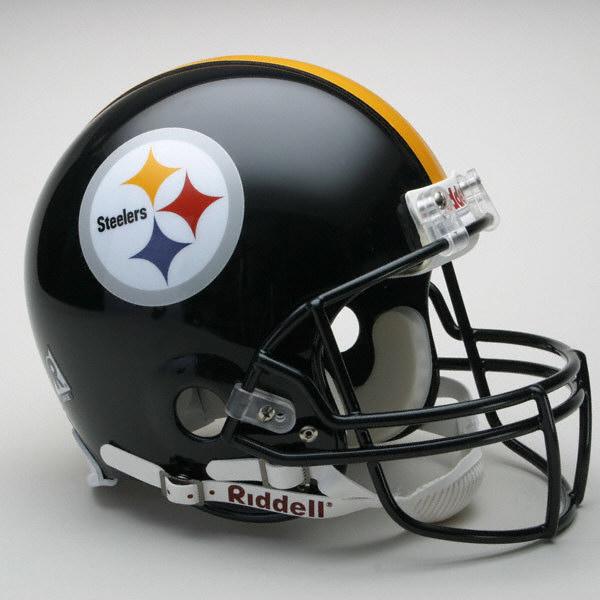 f14305c65 Steelers helmet Logos