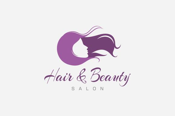 Hair And Makeup Salon Logo - logo