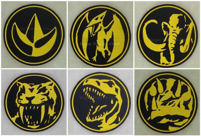 Mighty Morphin Power Rangers Logos